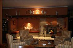 Camini Rustici In Mattoni : Fantastiche immagini su camini rustici fireplace set fire
