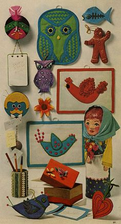 """images from """"mc call's needlework and crafts"""" fall-winter 1967-68"""