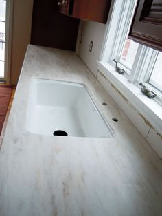Countertop possibilities: corian witch hazel