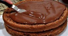 recheio de bolo chocolate