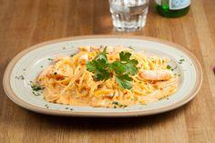 Pasta - Linguine al Salmone