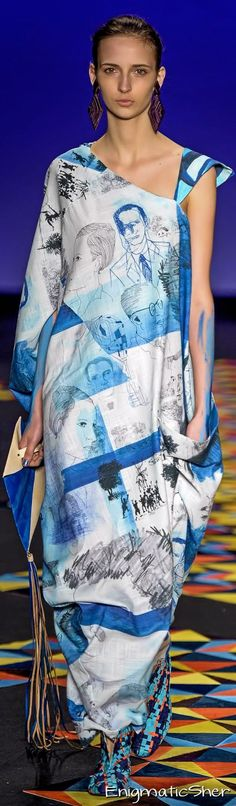 Ronaldo Fraga Sao Paulo Summer 2015 Ready-to-Wear
