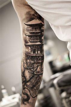 40 Tattoo Sleeve Designs and Ideas tattoo old school tattoo arm tattoo tattoo tattoos tattoo antebrazo arm sleeve tattoo Best Tattoo Designs, Tattoo Sleeve Designs, Tattoo Sleeves, Asian Tattoo Sleeve, Forearm Tattoos, Body Art Tattoos, Tattoo Arm, Tatoos, Nature Tattoos