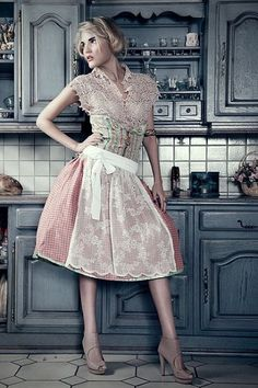 Dirndl by Jaylicious munich.