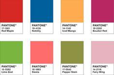 Color Intelligence - Color Trend Highlights Spring/Summer 2021