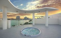 Baylights #Penthouse 02 #Miami Beach | Just Listed by Coleman Properties Group