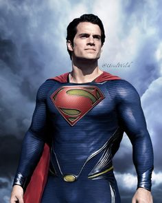 The Man of Steel by urielwelsh