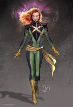 My concept version of X-men in the Marvel Cinematographic universe, Jean Grey Marvel Dc, Marvel Women, Marvel Girls, Marvel Heroes, Super Hero Outfits, Super Hero Costumes, Marvel Comic Character, Marvel Characters, X-men Evolution