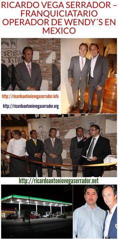 The new Mexico City franchise is an affiliate of Corpogas S.C., and the new Monterrey franchise is Grupo Refran. http://ricardoantoniovegaserrador.org/