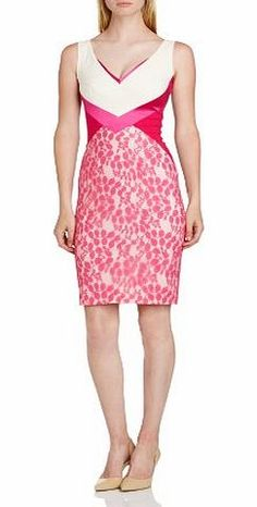 0101e0b19d5 Hybrid Womens Mayfair Body Con Floral Sleeveless Dress