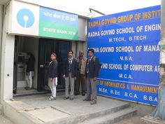 State Bank of India Branch- Radha Govind Group of Institutions, Meerut