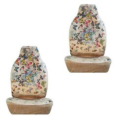 Number 3: Multiple Colorful Small Tiny Mini Butterflies Seat Covers http://amzn.to/2kO1rUt