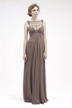 Jenny Packham Fall 2011 Evening Collection (Bridesmaids)