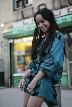 Zoe Kravitz - Lenny & Lisa's daughter