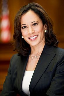 Kamala Harris became the first African American Attorney General of California in 2009. She received her bachelors degree from Howard University and her law degree from the University of California at Hastings College of the Law. She is a member of Alpha Kappa Alpha Sorority, Inc.