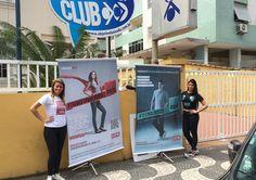 Ativação da ESPM 2015 - 1 em Santos (SP)