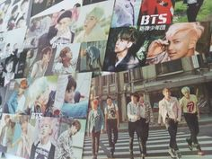* New Version *  [BTS] K-POP Kpop Bangtan Boys Photo Card 12pcs Stlcker 3pcs Post Card