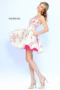 Sherri Hill - Dresses 2015