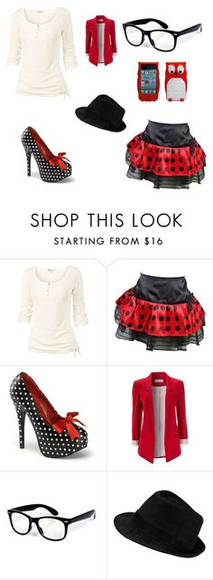 """""""Senza titolo #64"""" by doriolo ❤ liked on Polyvore featuring Fat Face, Hell Bunny, Pinup Couture, Wallis and Hermès"""