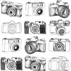 12 Meilleures Images Du Tableau Tatouage Appareil Photo En 2020