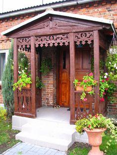 Adventures in udon federation Gazebo, Pergola, Ethnic Home Decor, Energy Efficient Homes, Arte Popular, Shabby, Play Houses, Countryside, Beautiful Homes