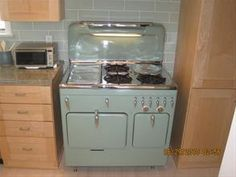 Chambers Countertop Stove : chamber stove vintage chambers stove fan antique cook range stove cook ...