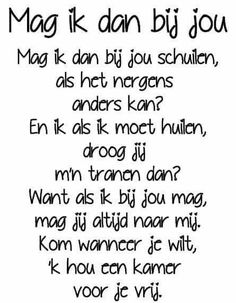 The Words, More Than Words, Cool Words, Song Quotes, Words Quotes, Sayings, Dutch Words, Dutch Quotes, Special Words