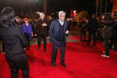 December 11, 2014 - Alan Rickman and Rima Horton arriving at the Marrakech Film Festival in Marrakech, Morroco.  Copyright © Retna