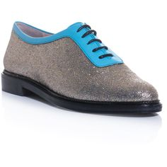 Opening Ceremony Strassy Oxford brogues $328