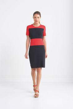 Trenery-Trenery - Women's Dresses Online - Spliced Milano Dress