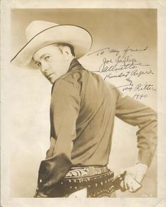Tex Ritter Best Country Music, Country Music Artists, Western Film, Western Cowboy, Tex Ritter, Leather Rifle Sling, Film Movie, Movies, Hero Movie