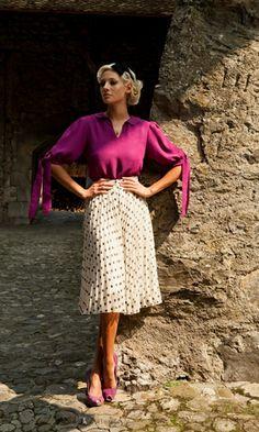 High Tea Skirt
