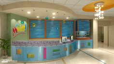 Children's Church Welcome Center - Yahoo Image Search Results Kids Church Rooms, Church Nursery, Children Church, Church Welcome Center, Recycled Glass Countertops, Daycare Rooms, Church Design, Church Building, Dream Decor