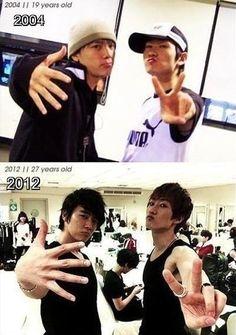 Donghae and Eunhyuk