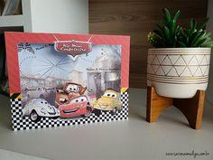 Caixa Kit Mini Confeiteiro Carros Disney para download