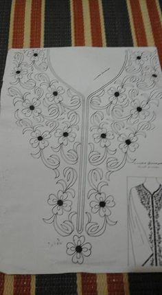 رشمات القفطان والقندورة أجمل الموديلات الجديدة . للإستفادة   رشمات الطرز