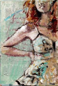 Studies - estudios - Arte de Laura