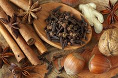 With so many sweet and savory Spices to select, it is almost impossible to compile a complete list! We are just suggesting 10 basic Fall & Winter Holiday Spices to get your creative juices flowing!