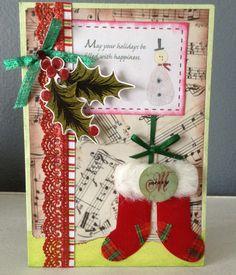 CHRISTMAS CARD 2 - Scrapbook.com