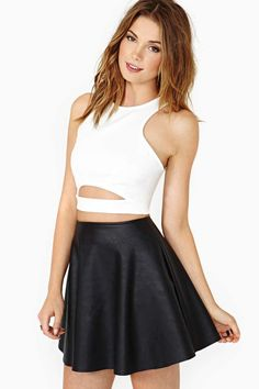 Skirt Skirt Skirt The post Skirt appeared first on Outfit Trends. Cute Skirt Outfits, Cute Skirts, Edgy Outfits, Summer Outfits, Mini Skirts, Fashion Outfits, Womens Fashion, Elegantes Outfit Frau, Leggings