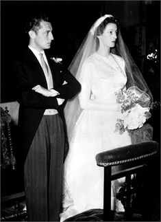 Giovanni e Marella Agnelli - Vogue.it 1953 #TuscanyAgriturismoGiratola
