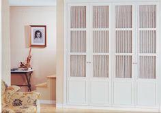 Bathroom door ideas curtains bedrooms ideas for 2019 Wardrobe Design Bedroom, Closet Bedroom, Home Bedroom, Dorm Door Decorations, Modern Townhouse, Bathroom Doors, Dressing, New Homes, Curtains