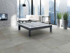 The stone meets the cement - Sil Ceramiche