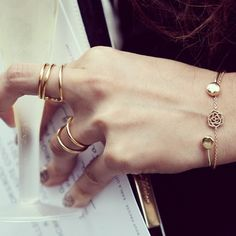 Delicately cool on LoveGold.com