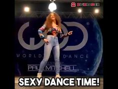 This Girl's Freestyle Dance Is Damn Near Inhuman [2015] HD - YouTube