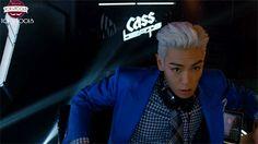 TOP x CASS Can-cert #BIGBANG #TOP #ChoiSeunghyun _(┐「﹃゚。)__♡