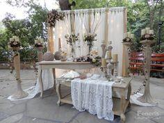 Wedding Flower Decorations, Wedding Flowers, Christmas Decorations, Table Decorations, Rustic Theme, Rustic Decor, Fused Glass Bowl, Candy Bar Wedding, Event Planning Business