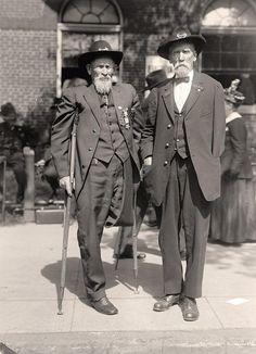 Civil War Veterans Photo