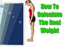 How To Calculate The Real Weight