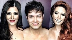 See the Paolo Ballesteros makeup transformation to Miss PH, Miss ...